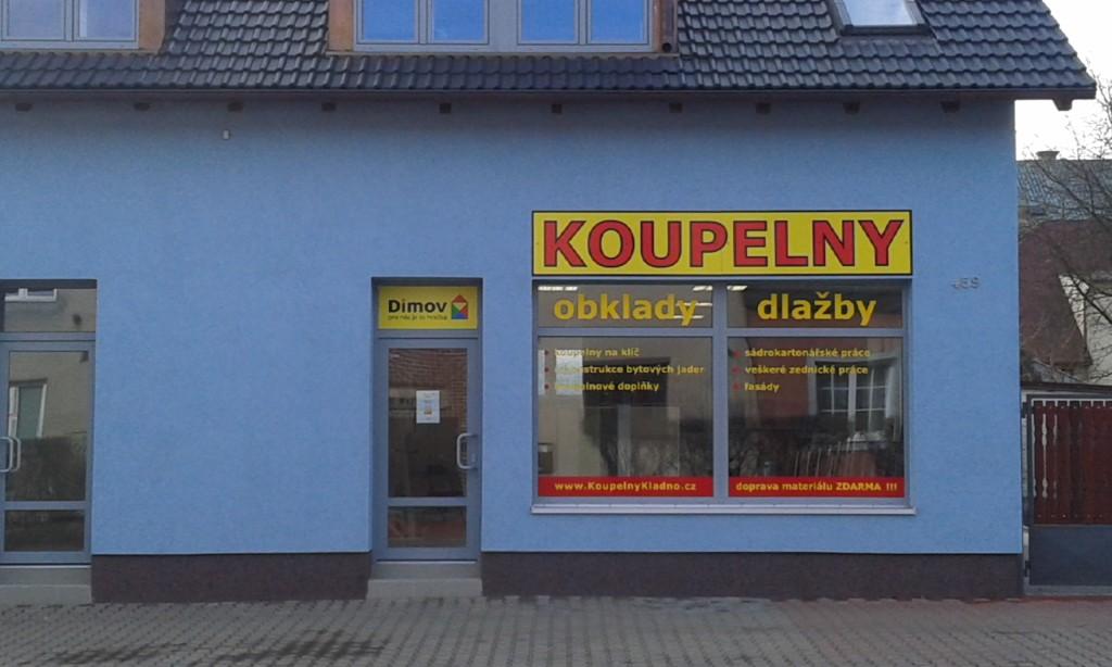 Prodejna Kladno